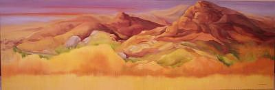 From The Mountains To The Prairies Painting by Irene Corey