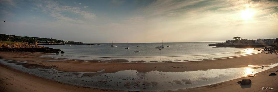 Front Beach - Rockport Massachusetts Photograph
