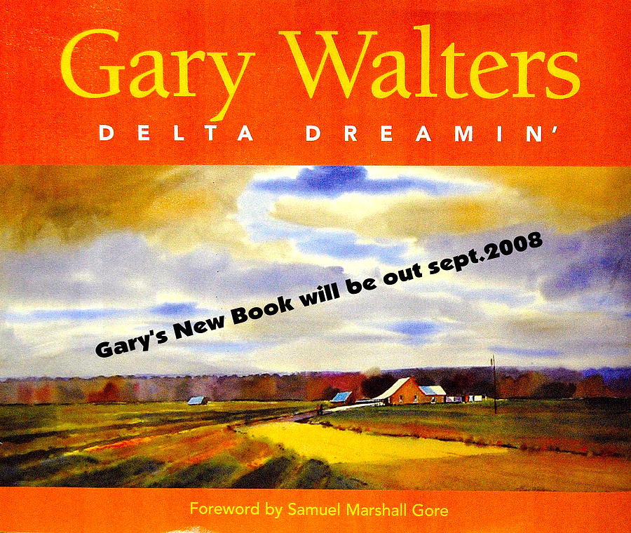 Front Cover Book Painting by Gary Walters