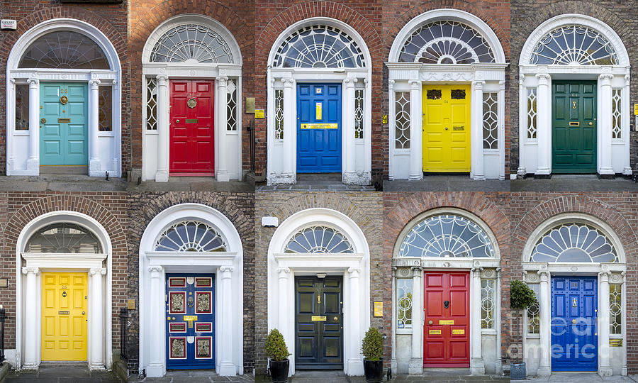 Apartments Photograph - Front Doors Of Dublin By Brian Jannsen \\\\\\\\\\\\\\\\\\\\\\\\\\\\\\\\u0026 Cheap Doors Dublin ... & Doors Dublin Prices u0026 Patio Doors Dublin Front Porch Door Mats ... pezcame.com