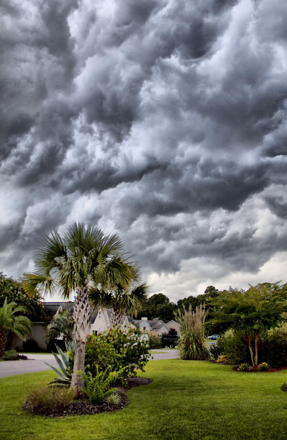 Frontal Clouds Photograph by Dustin K Ryan