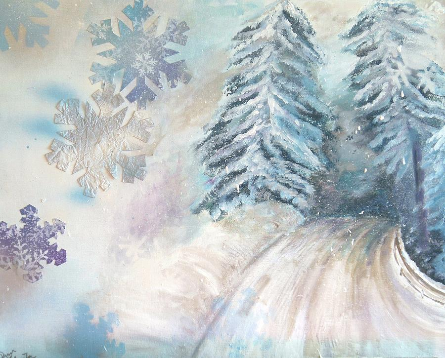 Frosted Secrets of Winter by Pam Halliburton