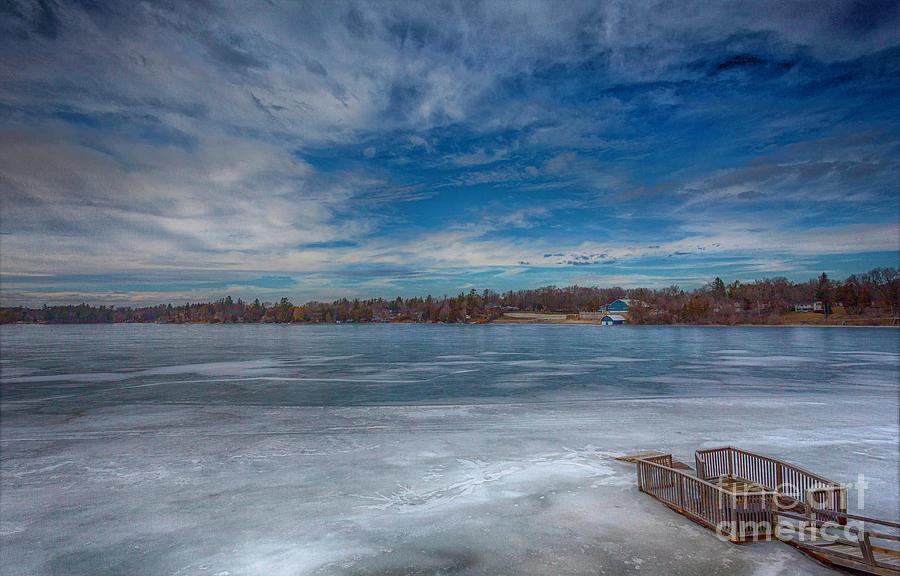 Landscape Photograph - FrozenDreams by Roger Carlsen