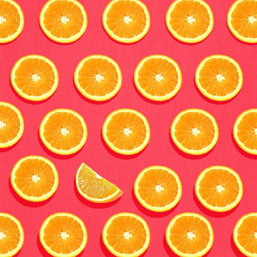 Abstract Painting - Fruit 2 by Mark Ashkenazi