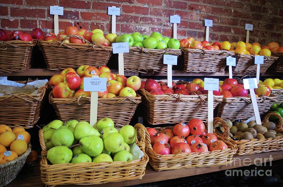 Fruit 4 Sale Photograph