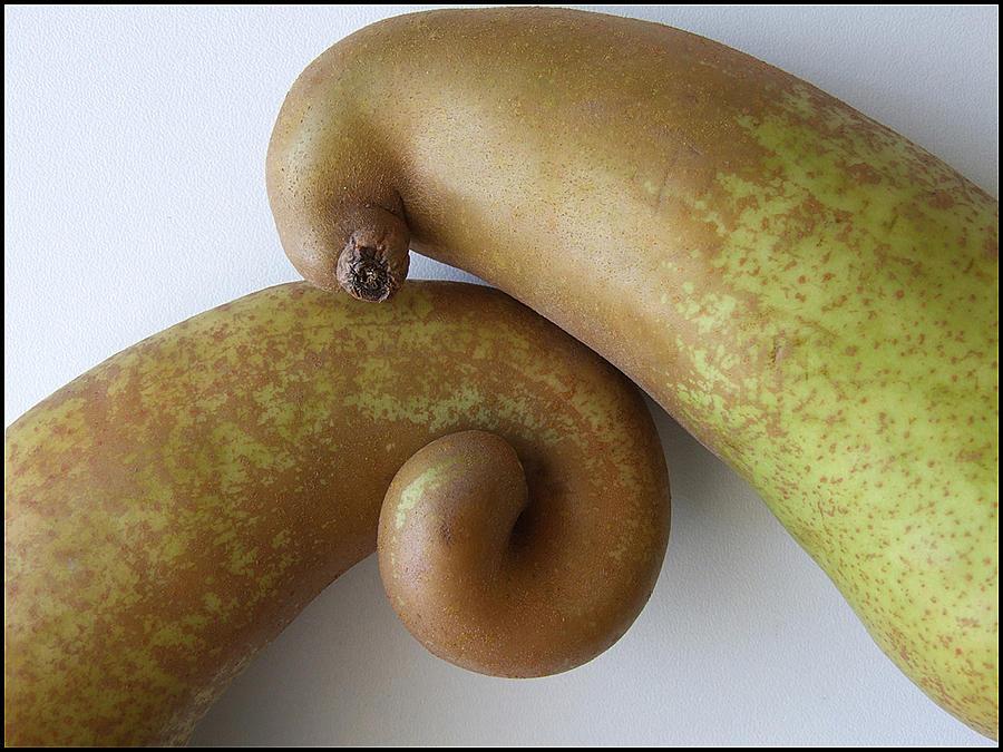 Fruit Lovers 001 Photograph by Boris Loncar