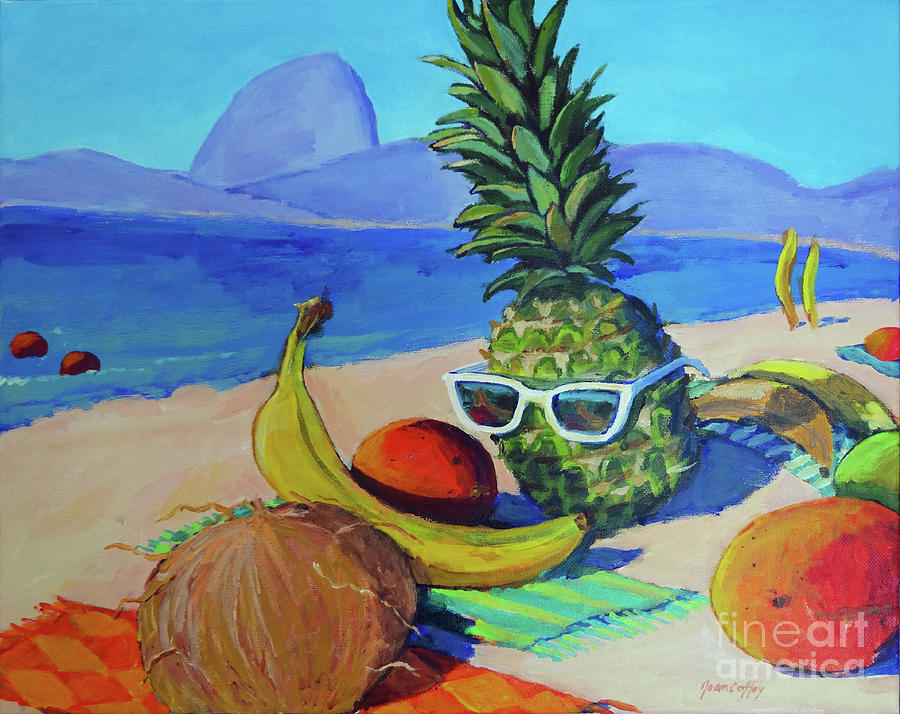 Fruit of the Carioca Sol by Joan Coffey
