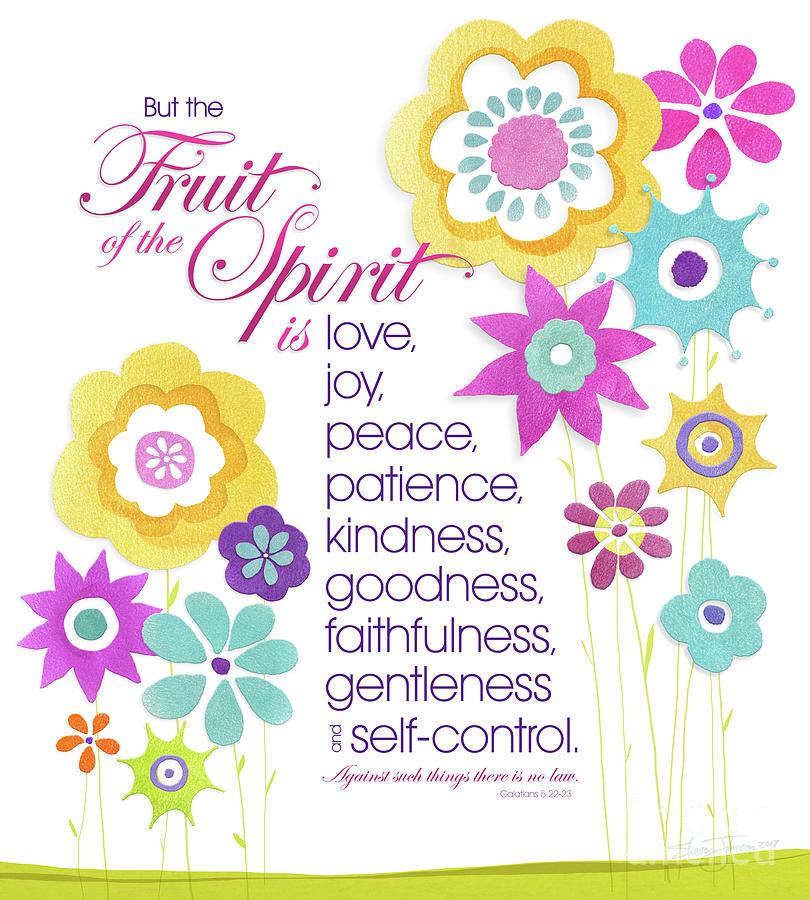 Fruit of the Spirit by Shevon Johnson