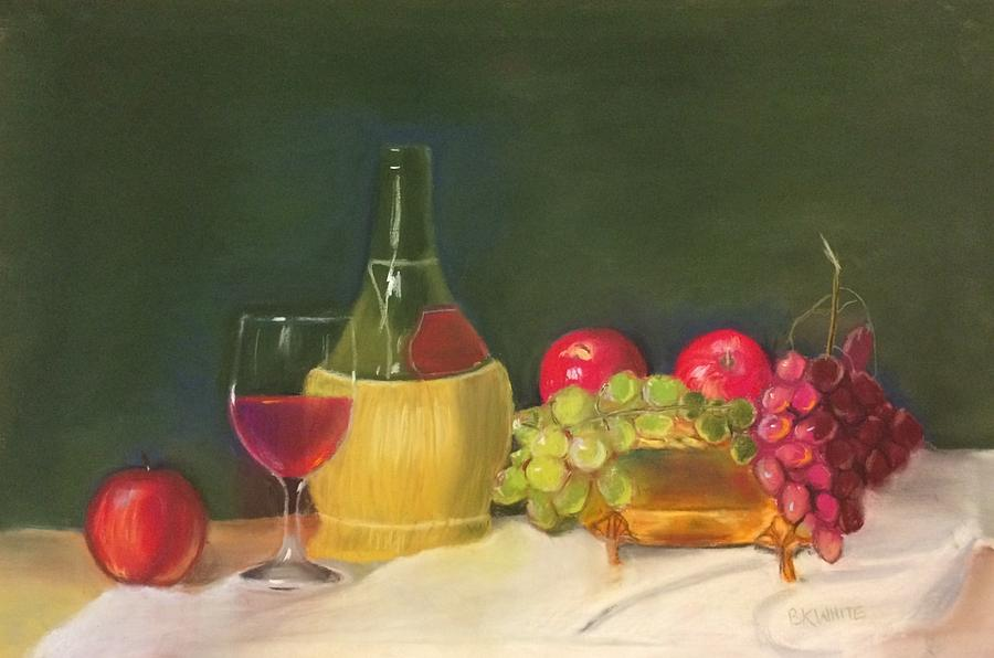 Fruits And Wine  by Brian White