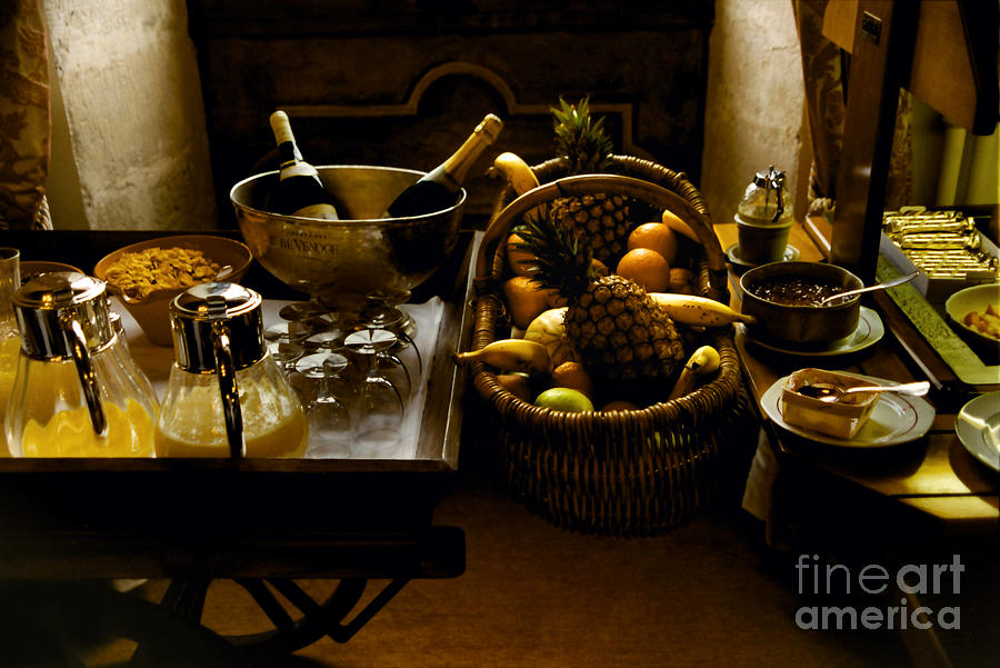 Fruits Photograph - Fruits Of France by Madeline Ellis