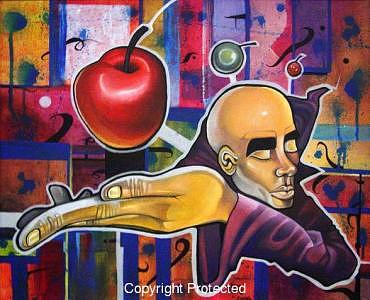 Fruits Of Labor Mixed Media by Nathaniel Roberts