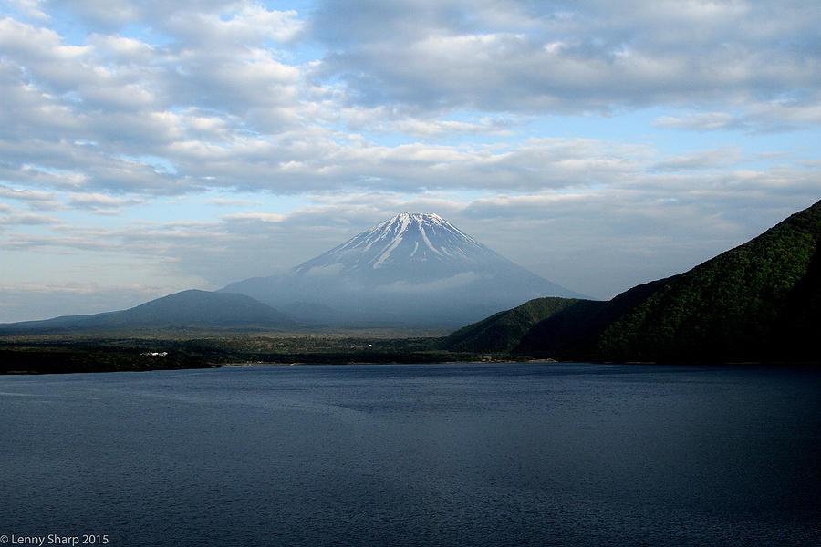 Fuji Photograph - Fuji by Leonard Sharp