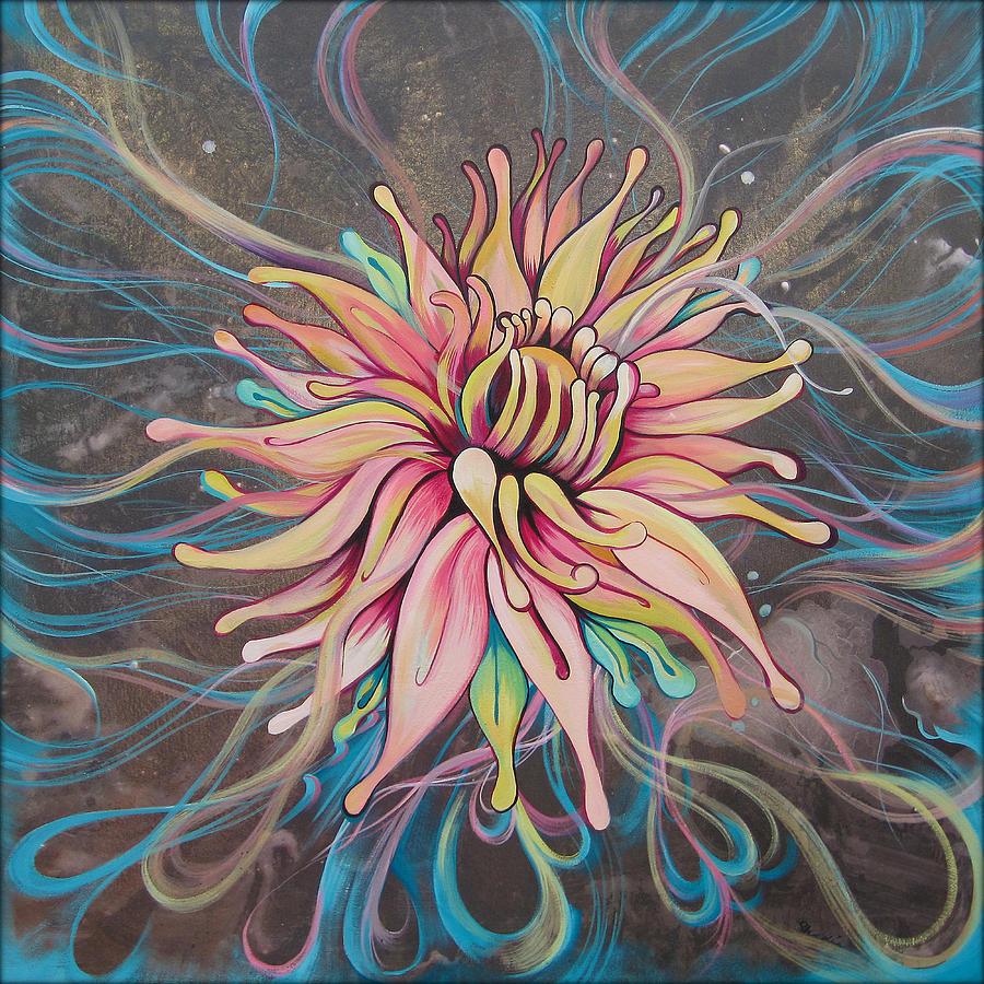 Full Bloom Painting