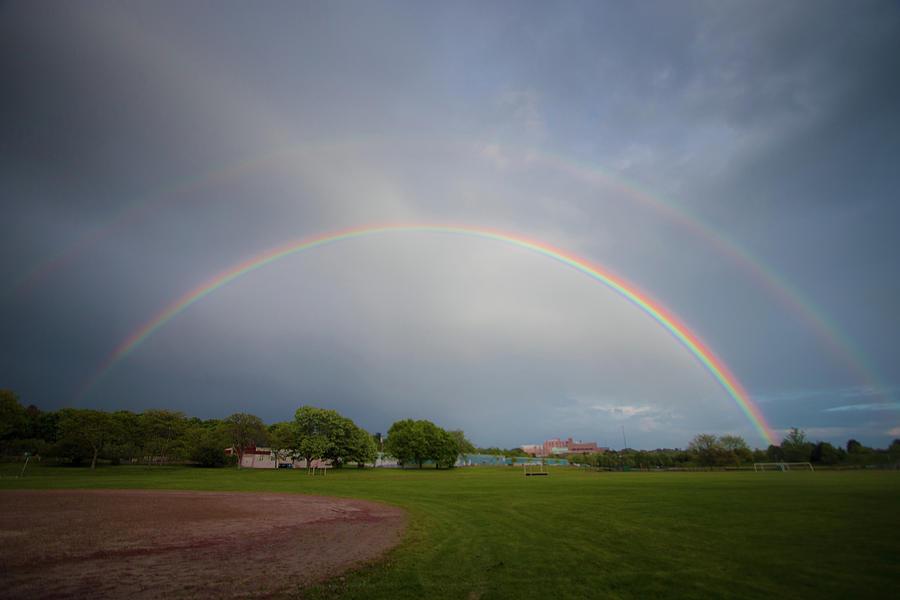 Full Double Rainbow by Darryl Hendricks
