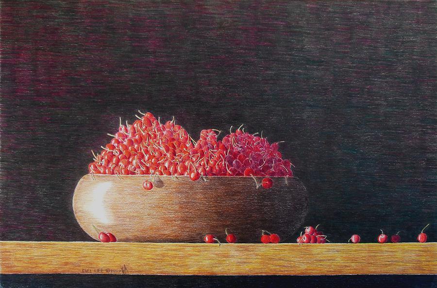 Still Life Painting - Full Life by A  Robert Malcom