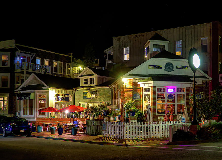 Full Moon Cafe HDR by Greg Reed