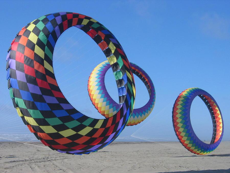 Fun Day At The Beach Digital Art by Barb Morton