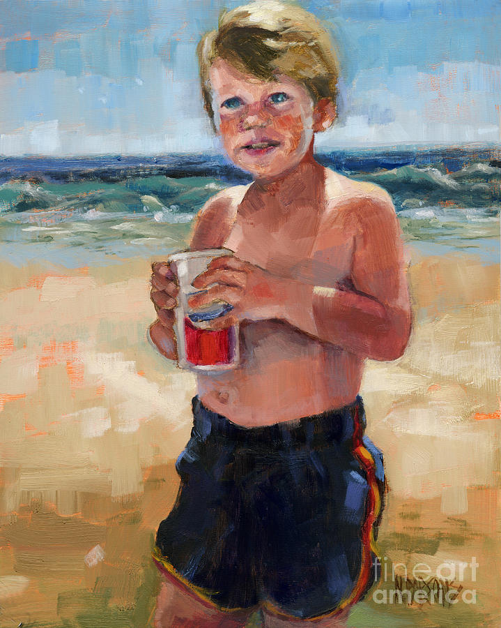 SOLD Fun In the Sun by Nancy  Parsons
