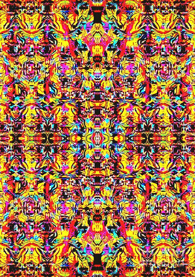 Print Digital Art - Sweet Dreams by Sharon Bigland