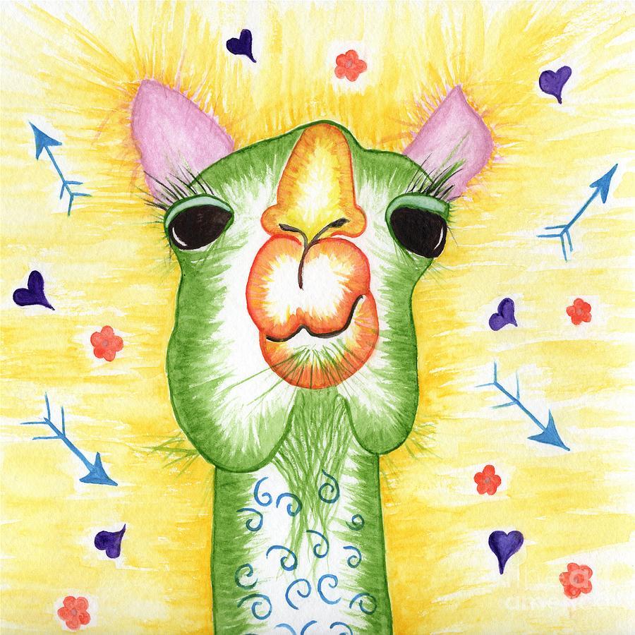 Funky Camel by Anne Clark