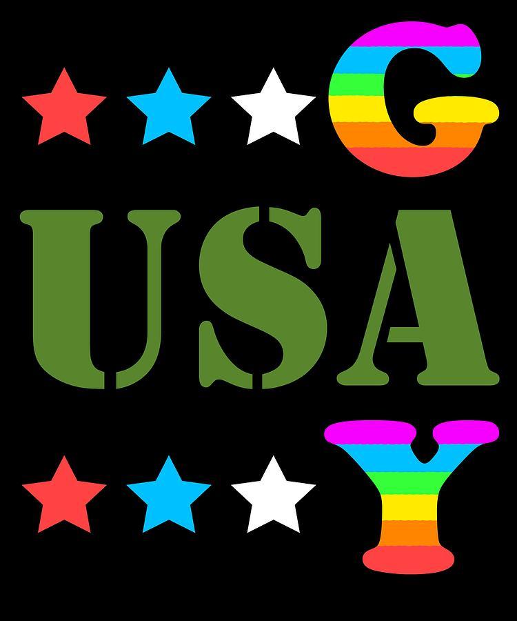 Gay fourth of july