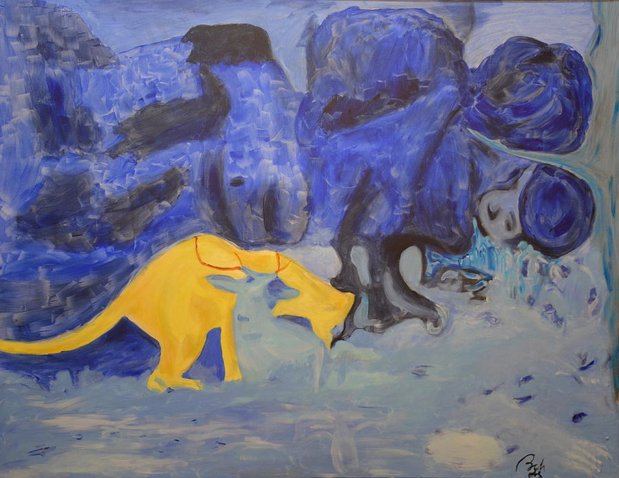 Furtives I by Bachmors Artist
