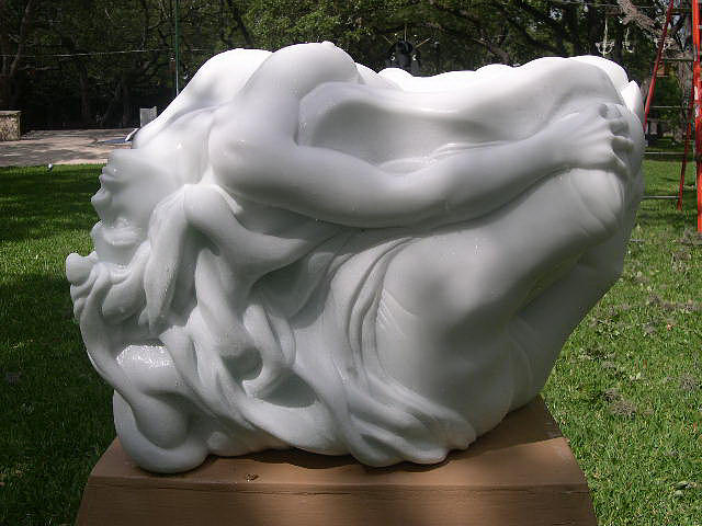 Gaia Sculpture by E Ted Fleming
