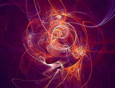 Gaia Digital Art by Pete  Miller