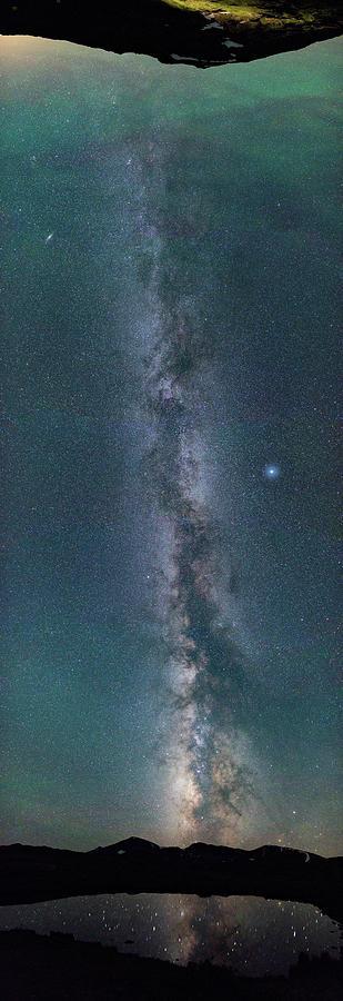 Galactic Reach Photograph