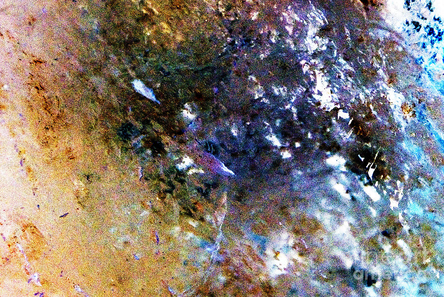 Abstract Photograph - Galaxy by Carl Ellis