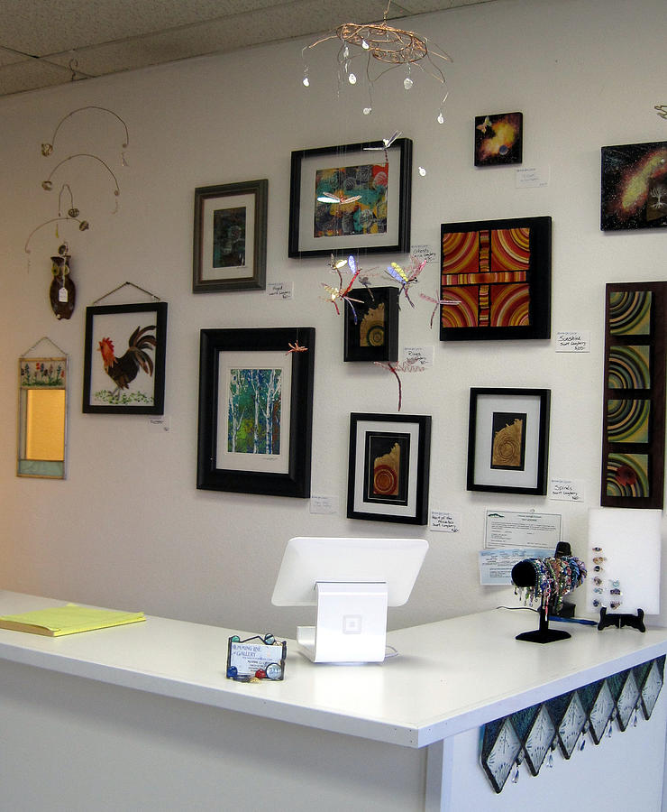 Gallery Register Painting by Berry Farm Studios