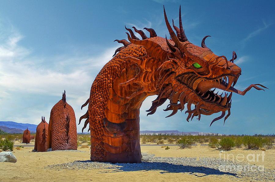 Galleta Meadow Serpent by Alex Morales