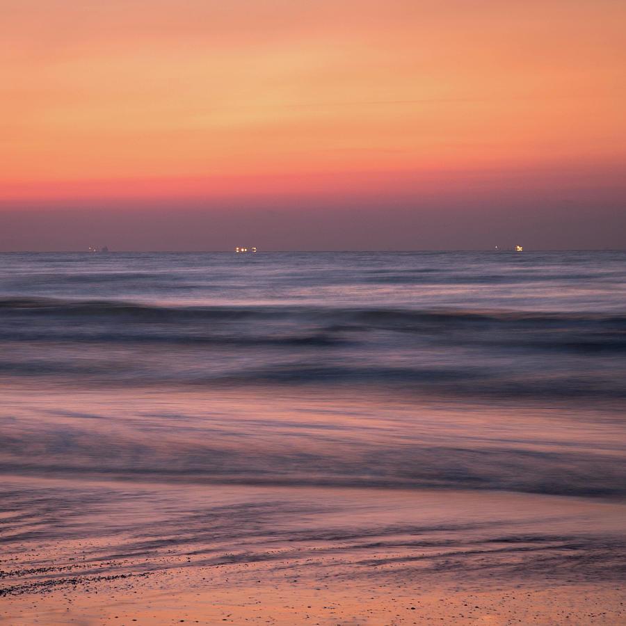 Galveston Morning Photograph