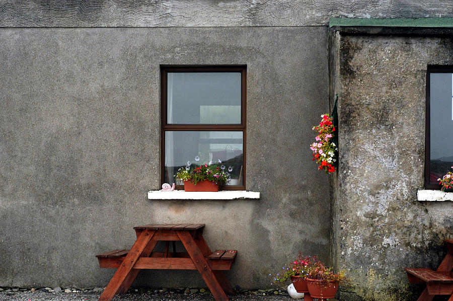 Ireland Digital Art - Galway Country Home by Thomas Hayden