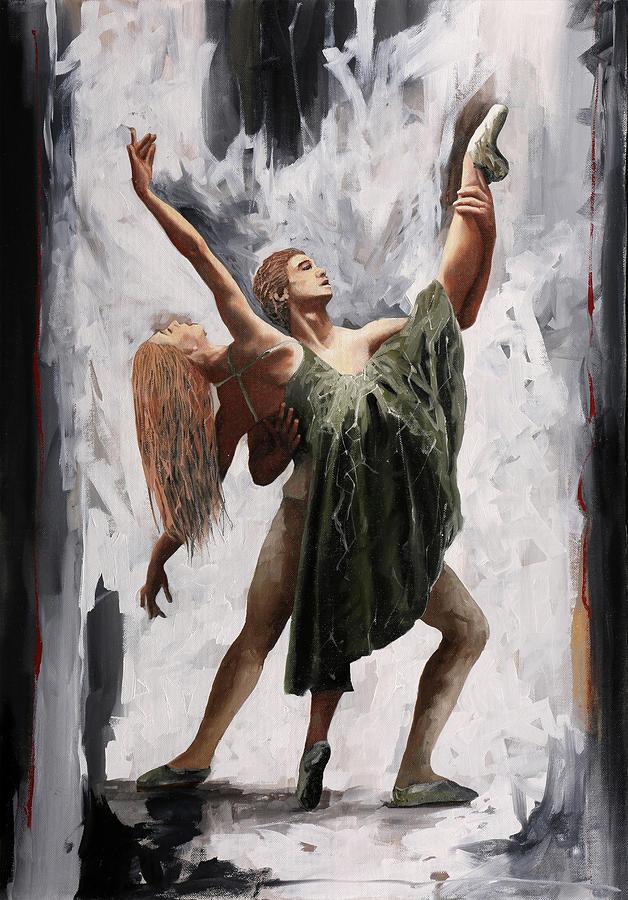 Gambe E Braccia Painting