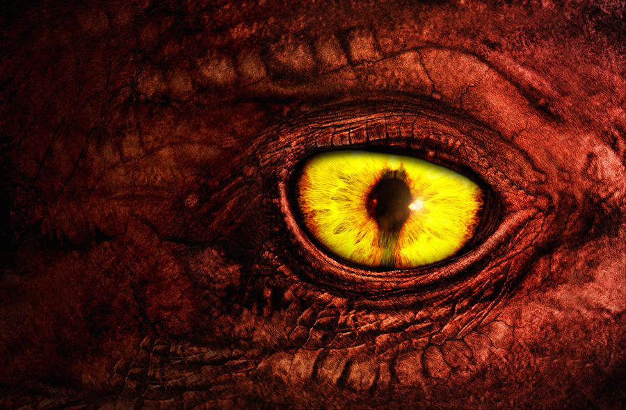 Dragon Digital Art - Dragon by Joe Roberts