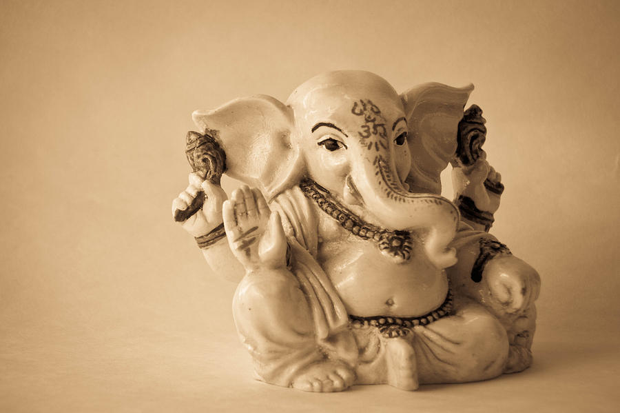 Ganesha by Shannon Kunkle