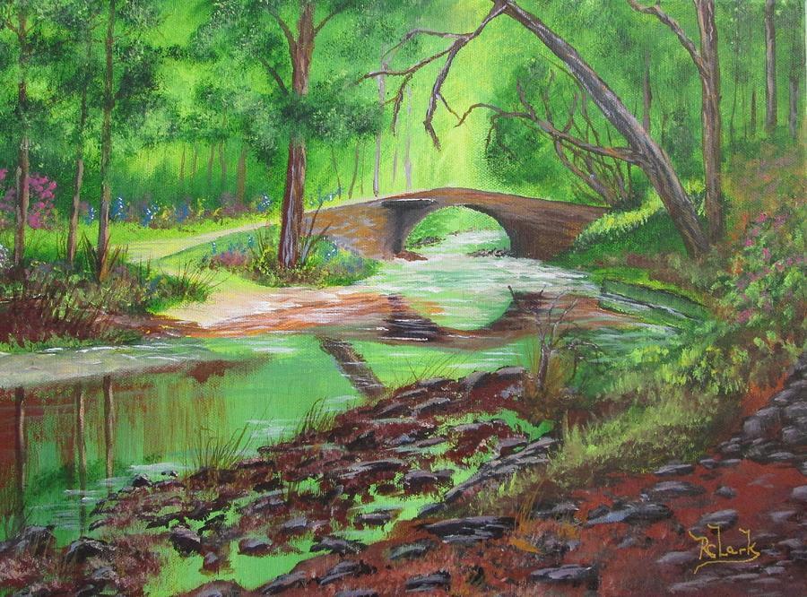 Garden Bridge by Robert Clark