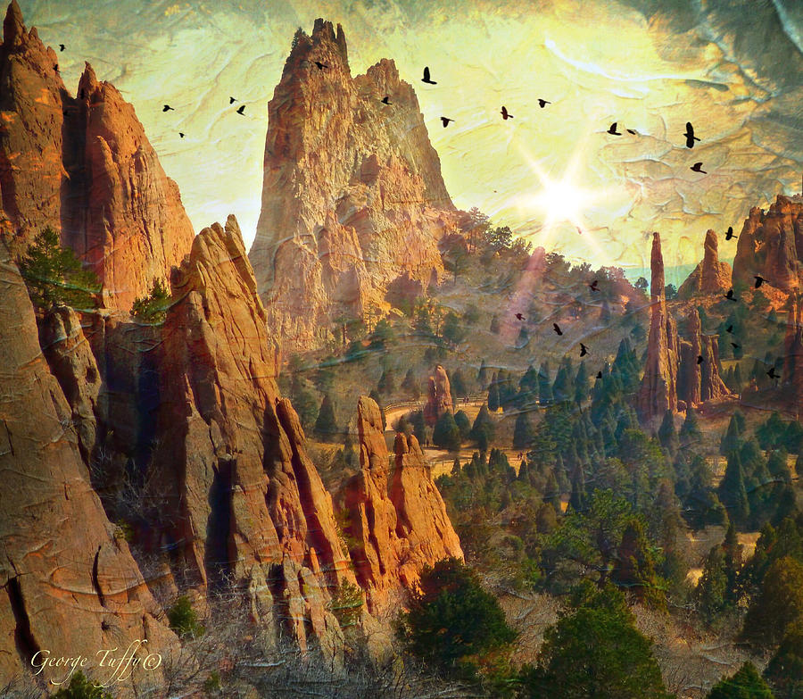 Garden of the Gods by George Tuffy