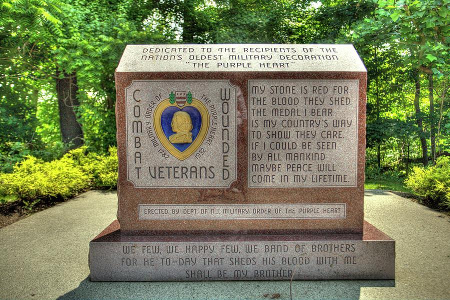 Recent Photograph   Garden State Art Center War Memorial By Geraldine Scull