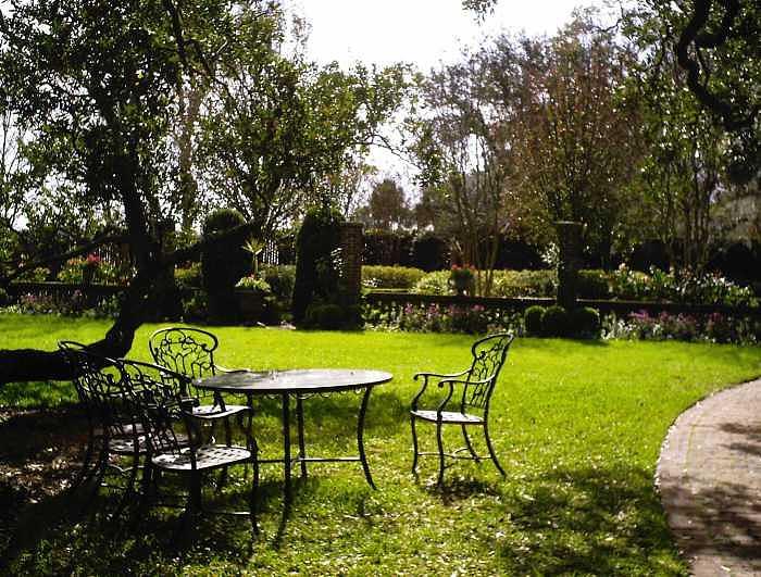 Garden Photograph by Virginia Romani