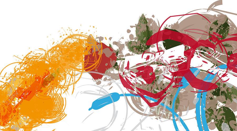 gardenCulture Digital Art by Claudio Cerofolini