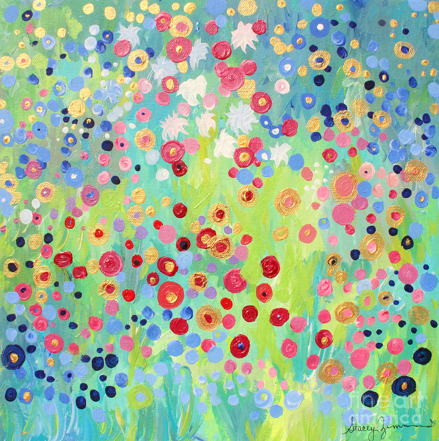 Garden's Delight by Stacey Zimmerman
