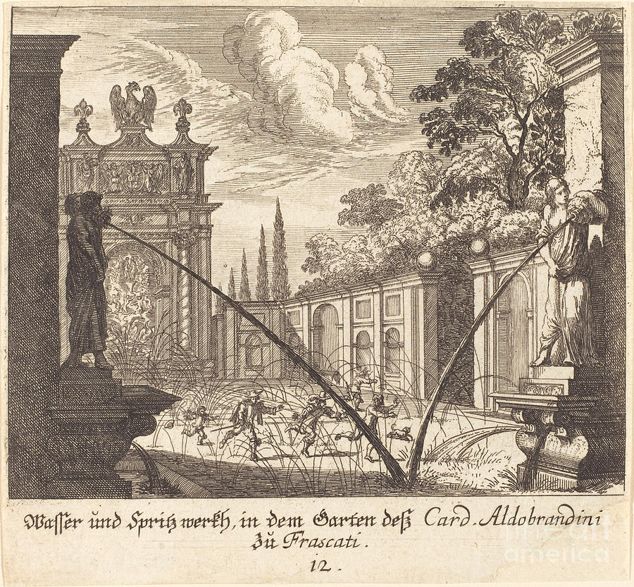 Sel After Johann Wilhelm Baur
