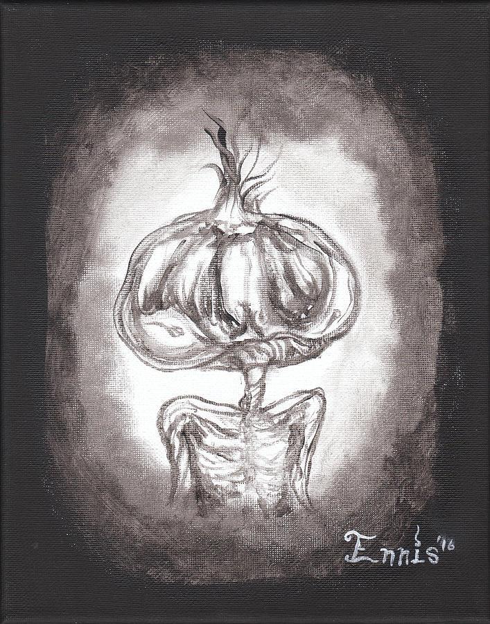 Garlic Boy by Christophe Ennis