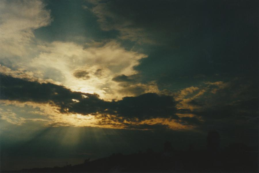 Sky Photograph - Gary Indiana by Gene Linder