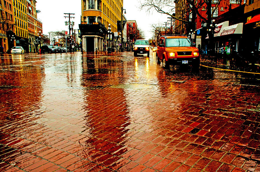Gastown by Michael Potts