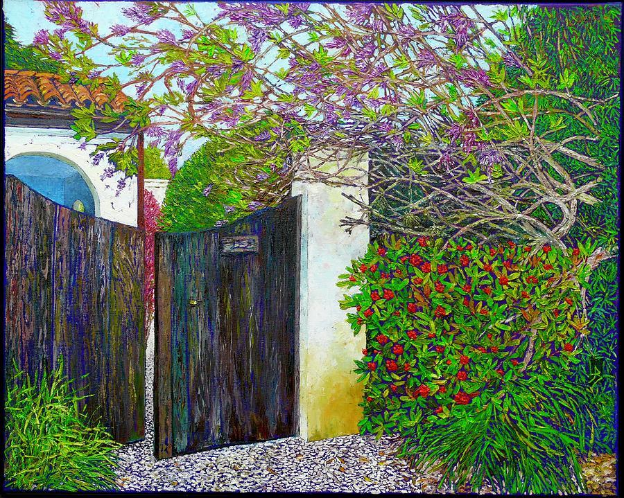 Gate Ajar by Linda J Bean
