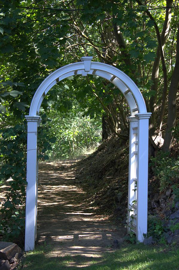 Outdoor Photograph - Gateway To Heaven by Myrna Migala