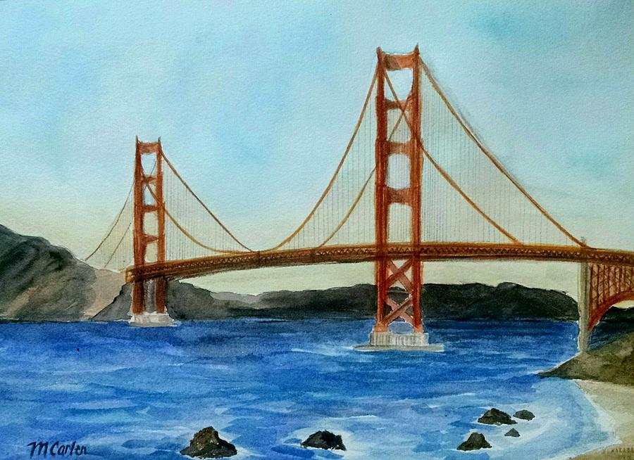 Gateway to the Golden State by M Carlen